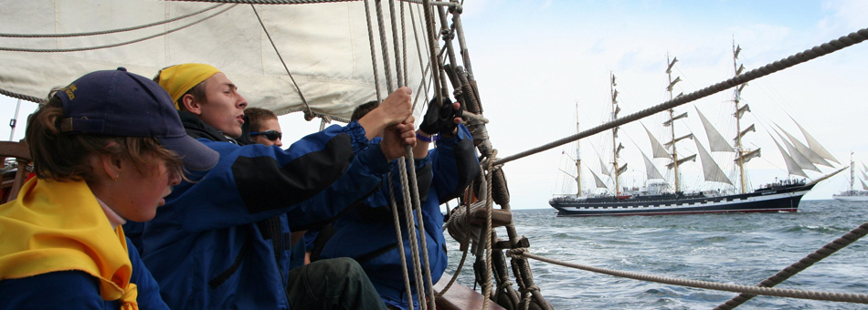 The Tall Ship Races 2015