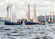 Traditional Frigate Shtandart's Award Regatta
